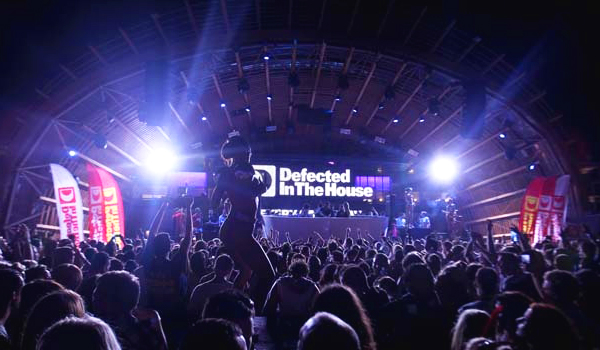 Defected Ibiza In The House Bomba Ushuaia 2013