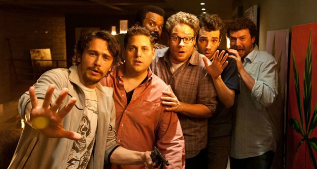 This Is The End, Movie, Trailer, James Franco, Seth Rogan