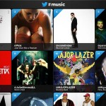 Review:  The Twitter #music iPhone app