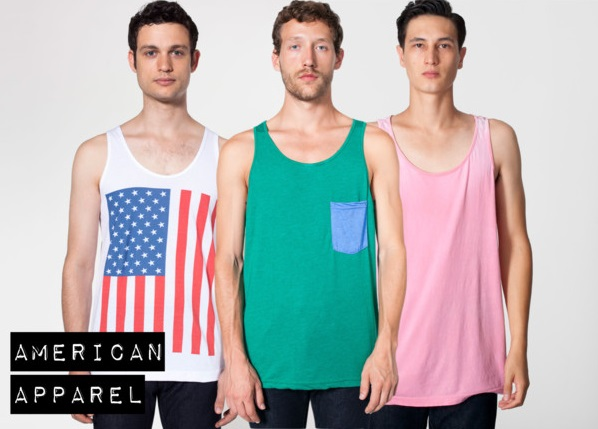 Vests American Apparel