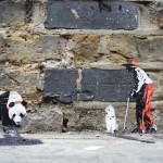 Street Art London Frank Malt Steam 156