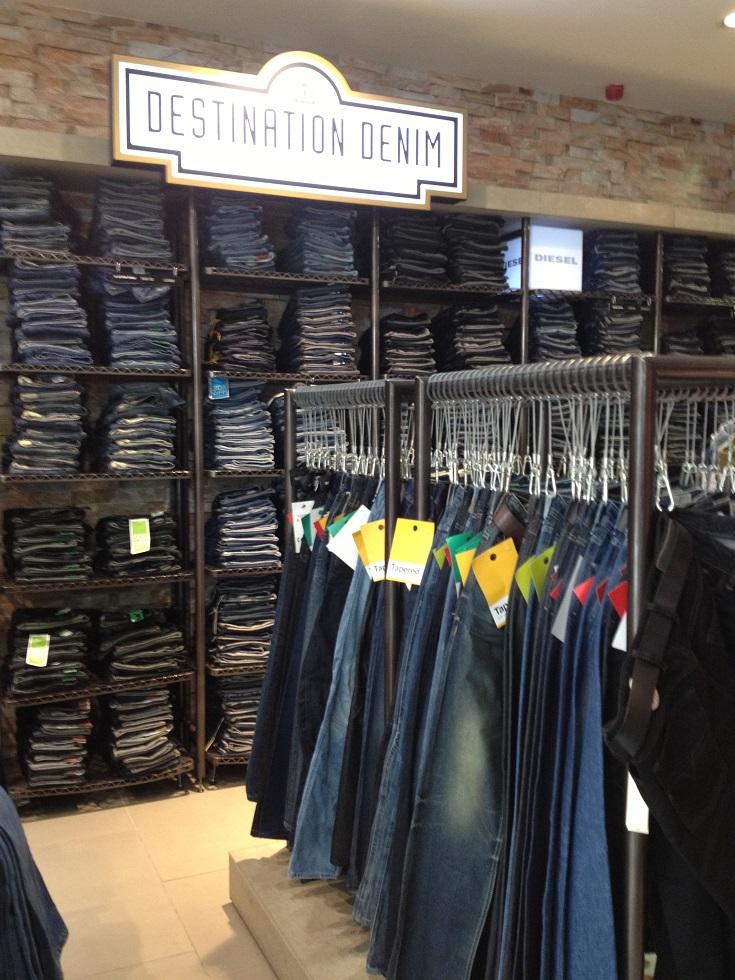 Diesel Jeans, Mens, Summer 2012, USC, Waykee, Larkee