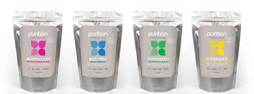 Purition protein supplements nutrition