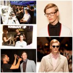 Toni & Guy London Collections Men SS14 hairstyles