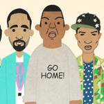 Jay Z's 99 Problems Animated by Ali Graham
