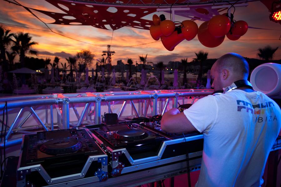 Ocean Beach Club Ibiza Summer 2013