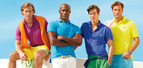 Polo Ralph Lauren Men's Lookbook Summer 2013