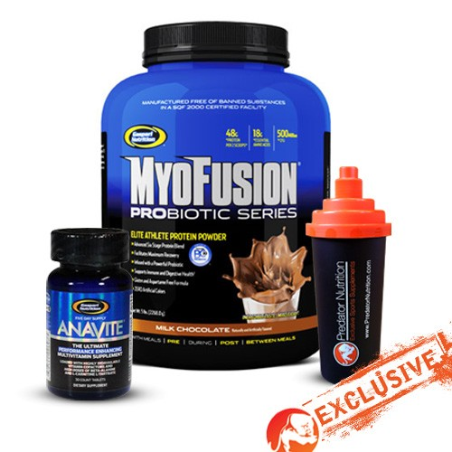 Win MyoFusion protein stack