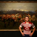 Competition:  Win a Canterbury England Rugby shirt