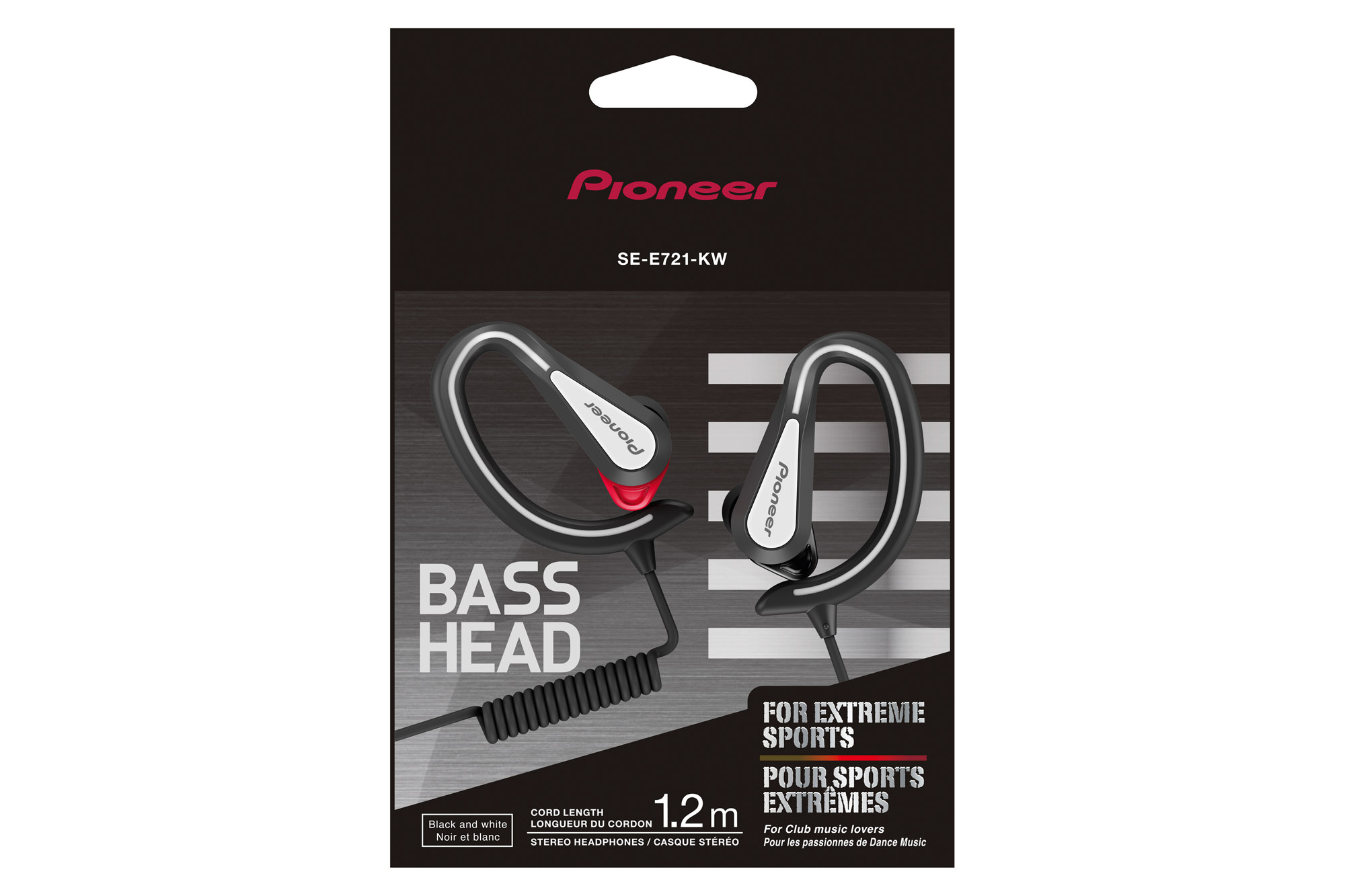 Pioneer Sports Headphones