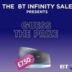 BT Infinity #GuessThePrize