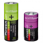 Power Up with ActiVeman