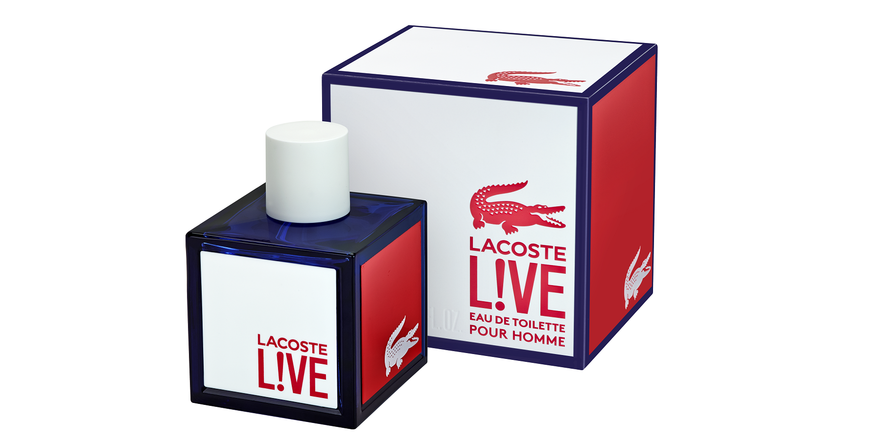 Lacoste Live aftershave review