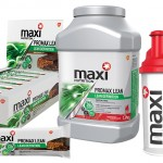 Competition: Win 1 of 4 MaxiNutrition training Protein bundles