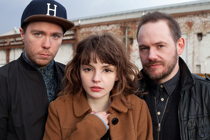 chvrches, dead air