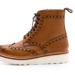 Most wanted: Grenson Fred Wingtip Boots