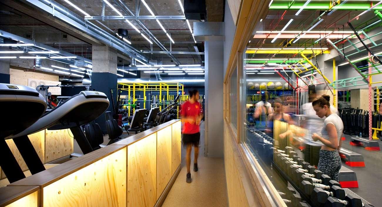 Gymbox, gym, london, old street