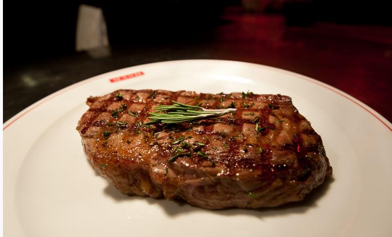 MASH, steak, London