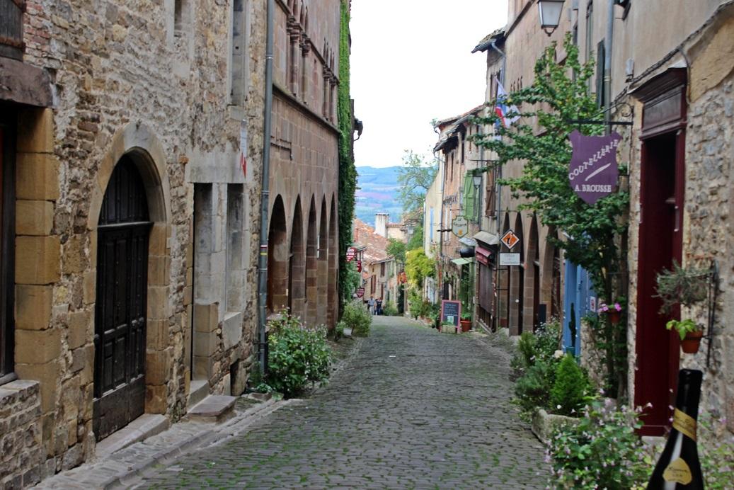 The Tarn, Abli, River Tarn, France