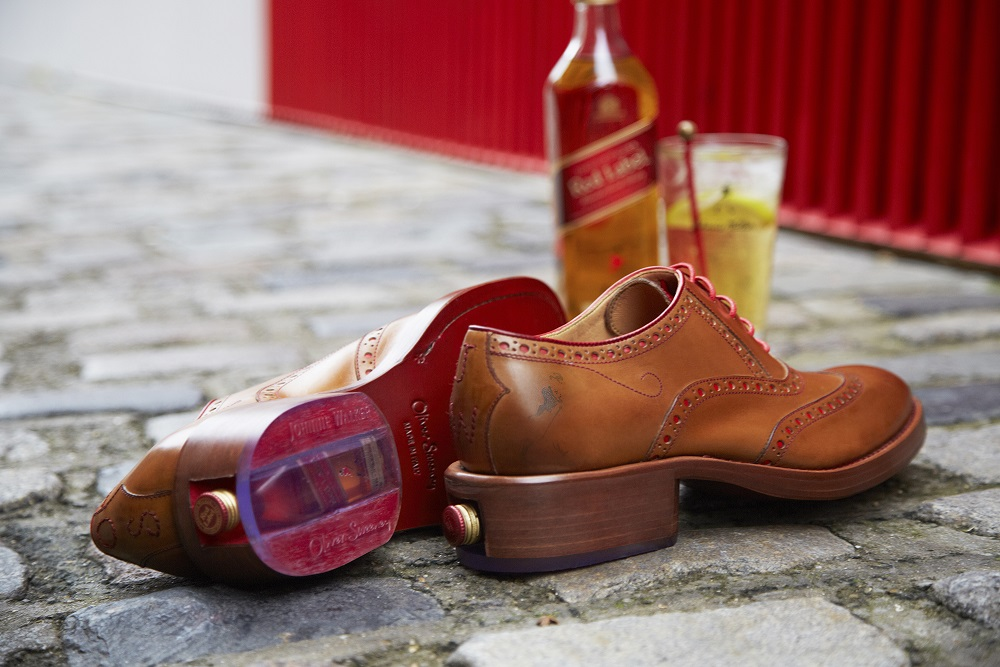 Johnnie Walker. Oliver Sweeney, Brogues, Shoes