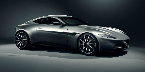 James Bond car, aston martin, 007, spectre