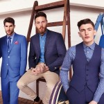 Moss Bros 'Out of the Blue'