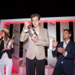 Revolutionising the night – Mumm launches the world's first digitally connected champagne bottle