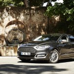 A look at the Ford Modeo Vignale