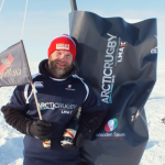 Interview with Ollie Phillips the Captain of the Arctic Rugby Challenge