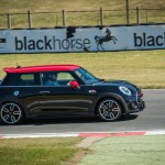 The MINI John Cooper Works put through its paces at Brands Hatch