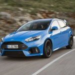 Test Drive: The new Ford Focus RS