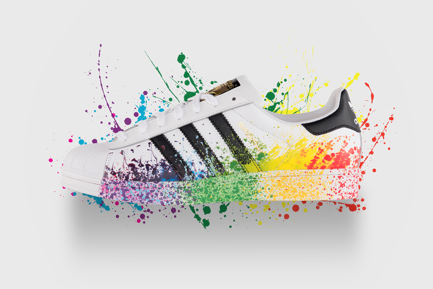Adidas Originals Colorful Shoes