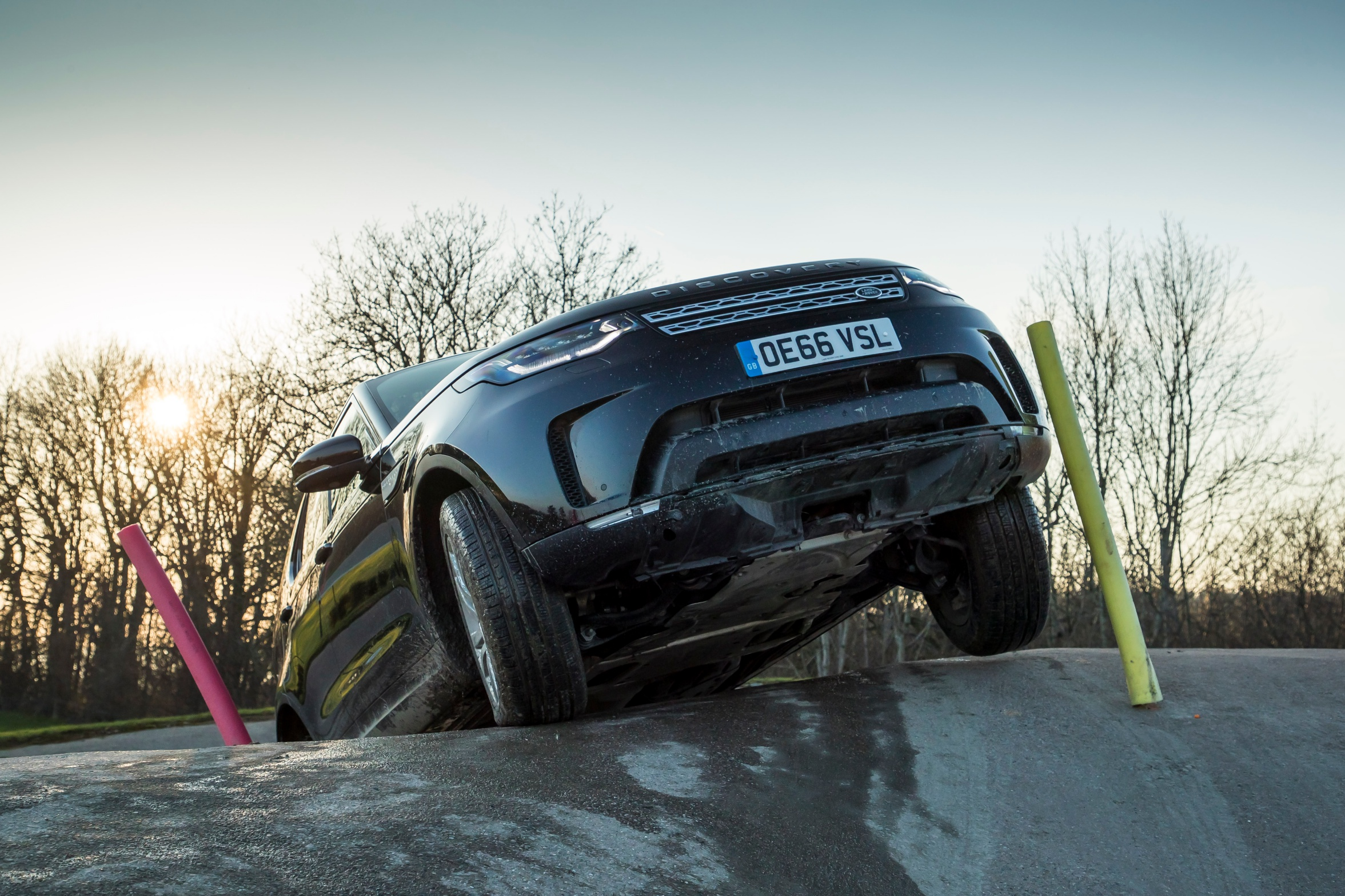 Land Rover, Discovery, New, Review