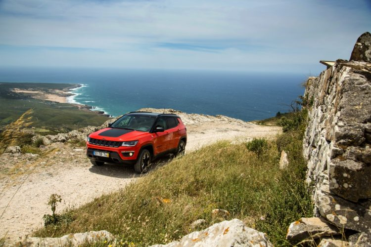 Jeep Compass, Trailhawk, Sintra, Lisbo