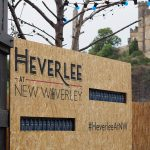 The Heverlee micro-festival at New Waverley in Edinburgh