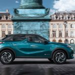 The new DS 3 Crossback has been unveiled in Paris
