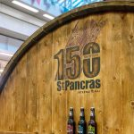 There's a beer festival happening at St Pancras International this week