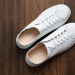 3 pairs of clean white sneakers for Autumn that won't break the bank