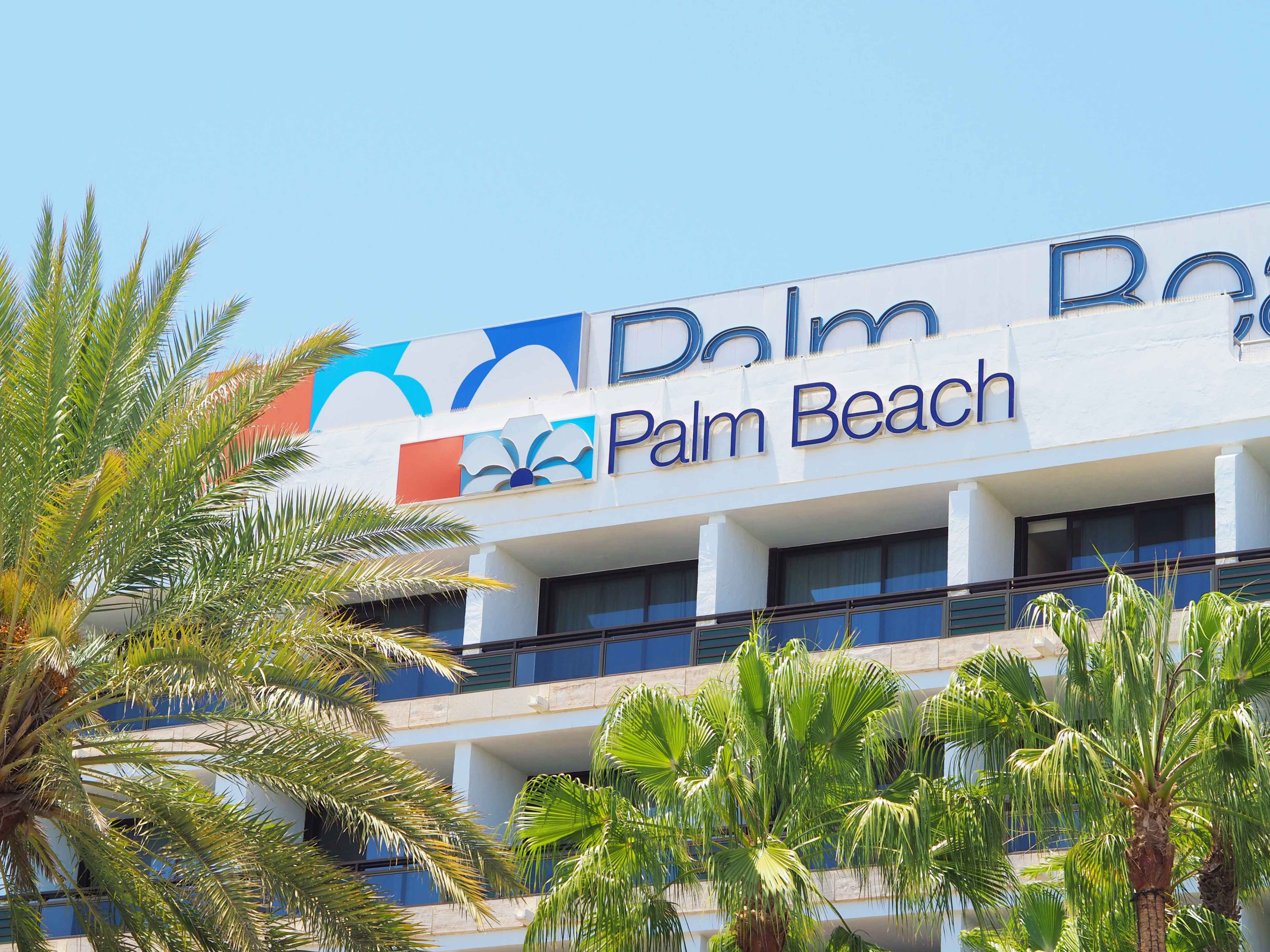 Seaside Palm Beach Hotel in Maspalomas