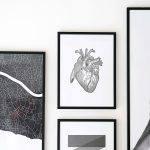 Creating a cool picture wall + Desenio Discount Code