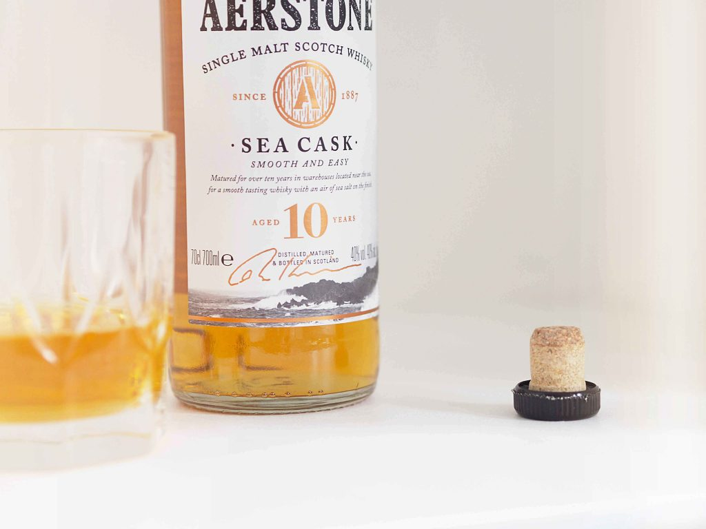 Aerstone whisky