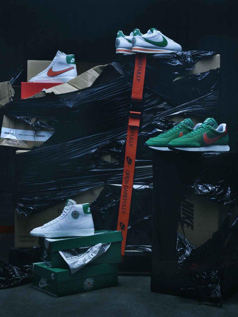 Nike Stranger Things