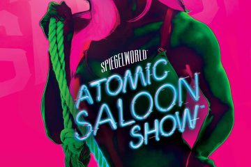 Atomic Saloon Show Review
