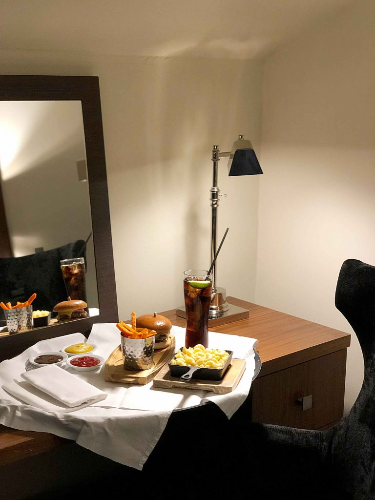 Hotel Colessio Stirling Review