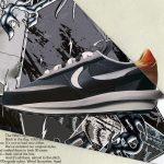 A look at the next Nike x sacai sneaker drops
