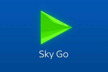 Sky Go app review