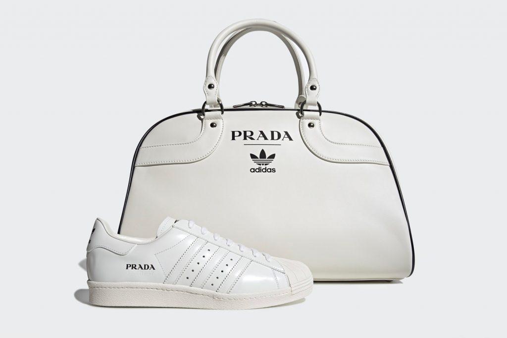 Prada x Adidas Superstar release