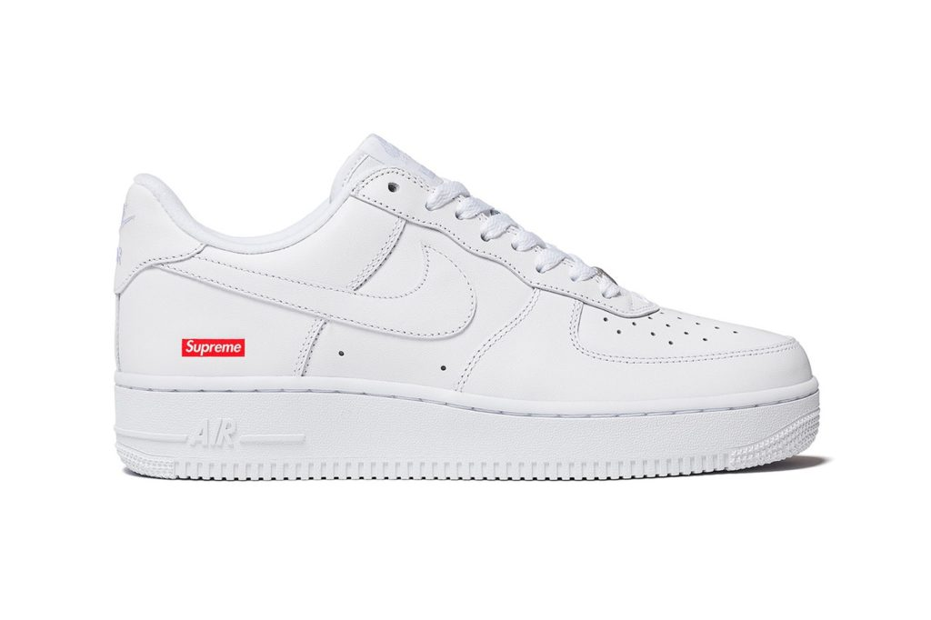 Official Looks at the Nike Air Force 1 Low