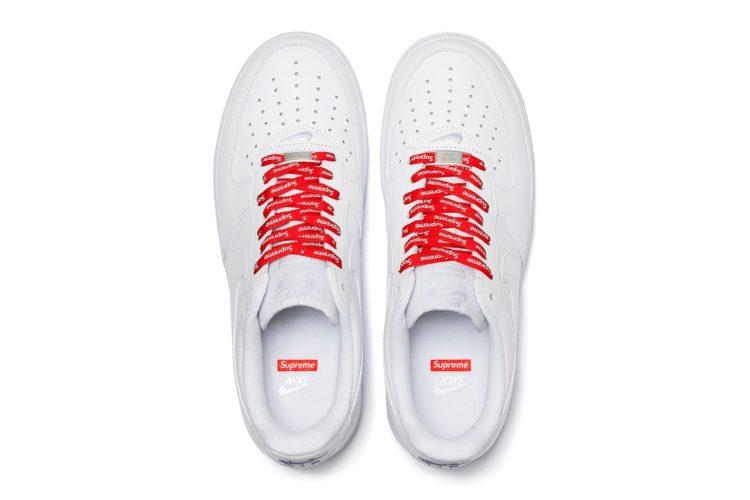 Supreme x Nike Air Force 1 Low