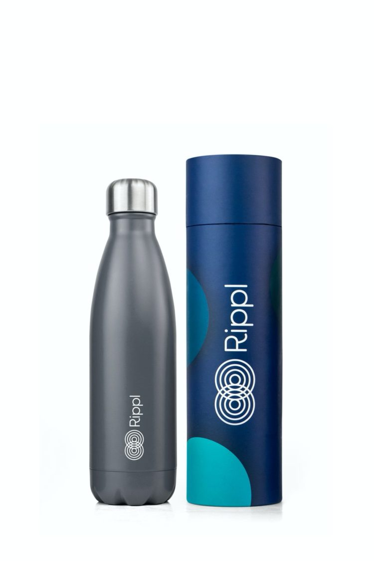 Rippl stainless steel bottle